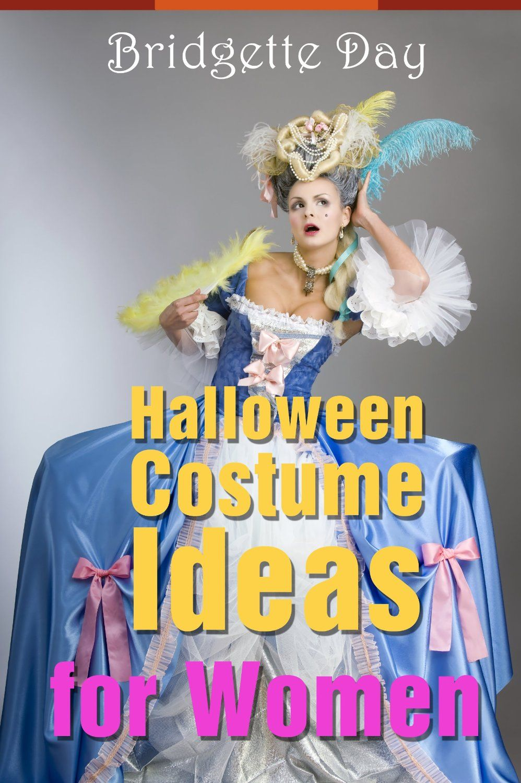 FREE ebook: Halloween Costume Ideas for Women - Best Creative Costumes for Women