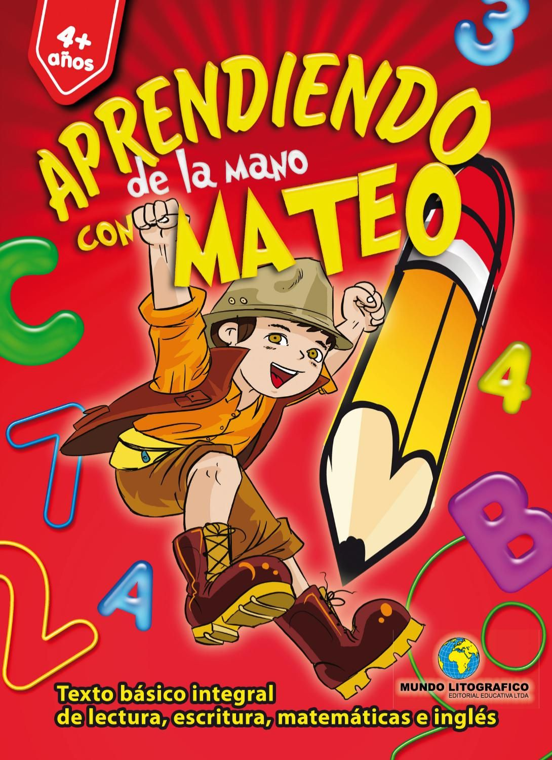 Descargar Libro Duermete Niño Download As Pdf Cartilla Aprendiendo Con Mateo By Danny