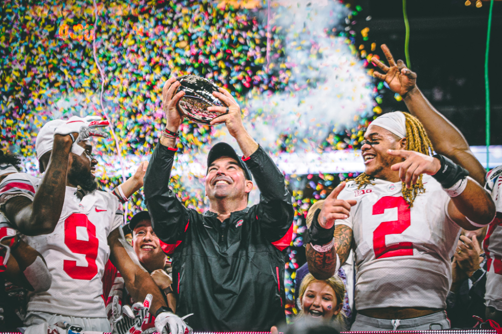 College Football Playoff Central Ohio State Buckeyes