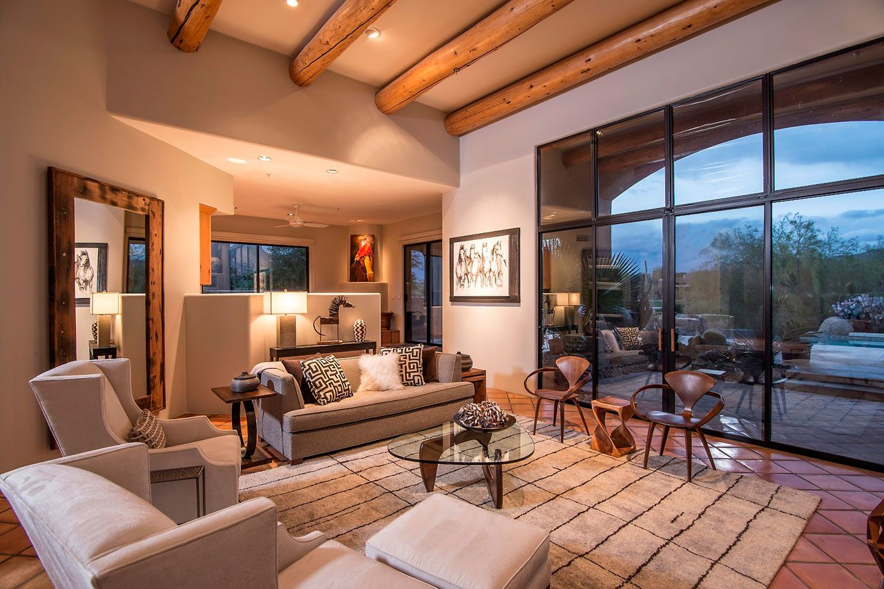 Southwestern Interior Design How To