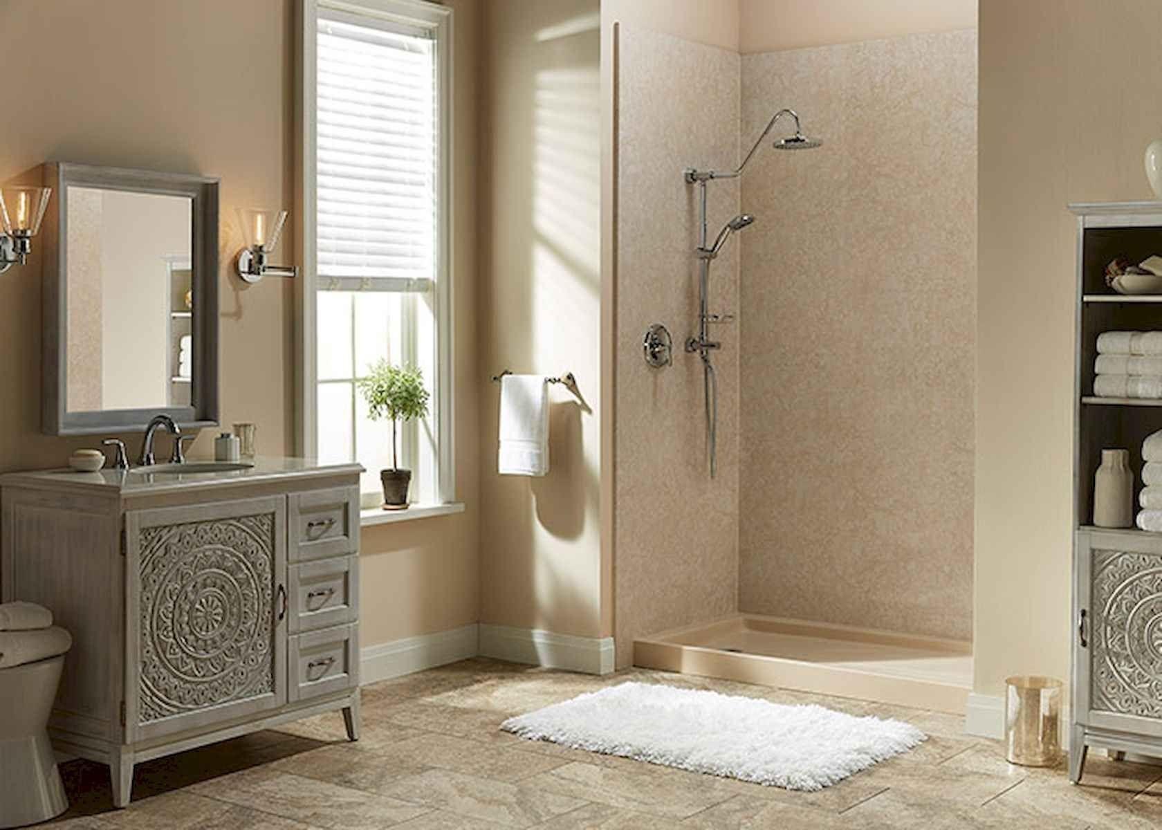 01 Cool Small Master Bathroom Remodel Ideas Bathroom Inspiration Modern Zen Bathroom Decor Bathroom Remodel Master