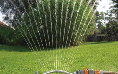 Arrosage automatique de la pelouse jardins astuce - Arrosage automatique jardin potager ...
