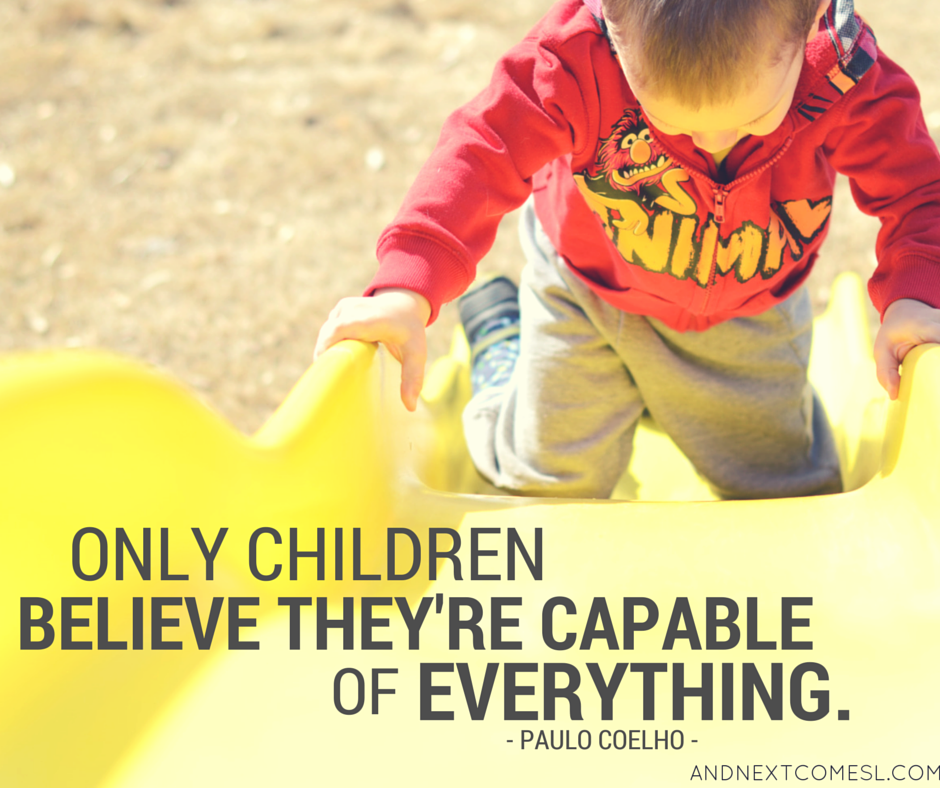 8 Inspiring Quotes About Children & Play Plays, Child