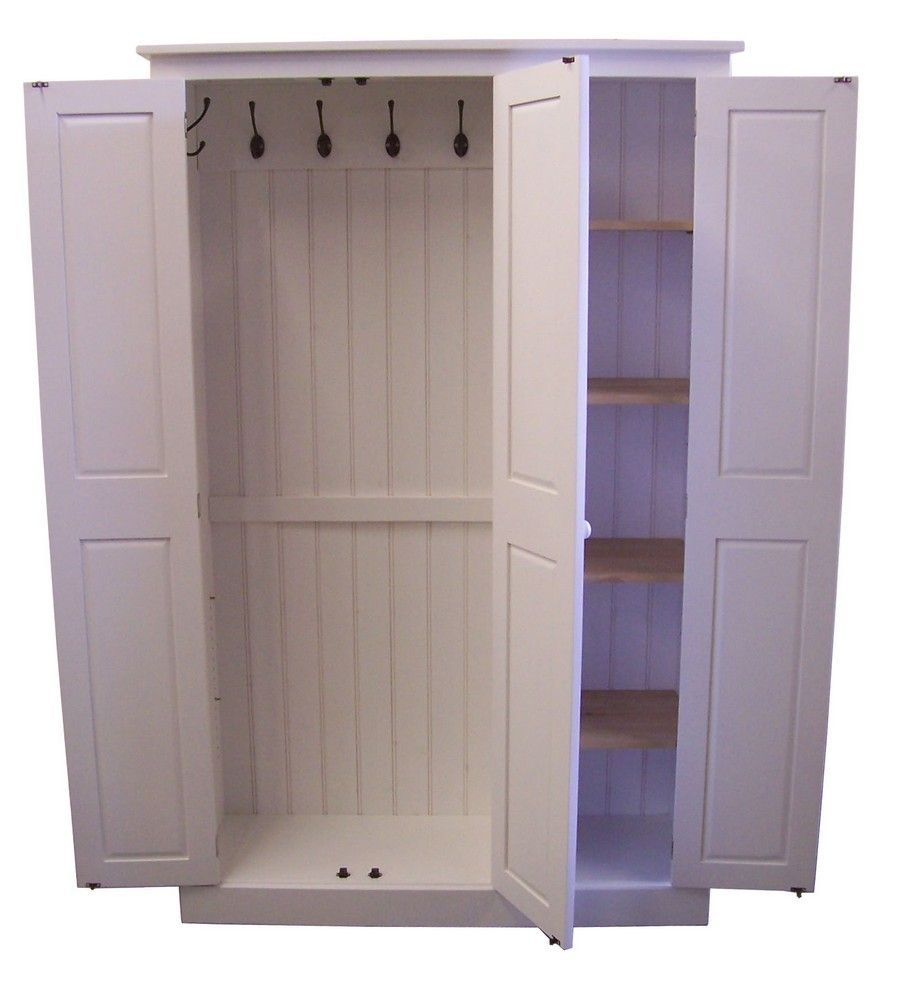 Foyer Coat Storage : Door hall utility room cloak coat shoe