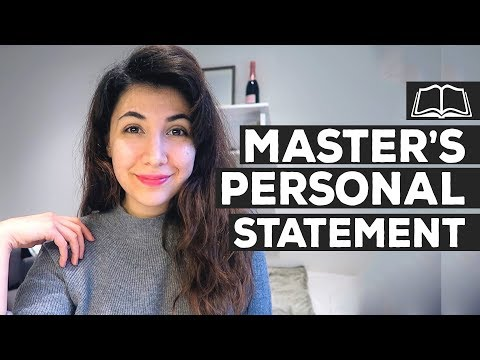 How To Write A Personal Statement For Master S Postgraduate King College London Atousa Youtub In 2020 Youtube