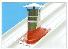 Best Image Result For Wood Stove Penetrating Corrugated Metal 400 x 300