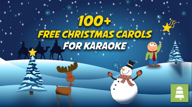 Free Christmas Carols Christmas Songs For Karaoke Christmas Carols Songs Christmas Carol Christmas Karaoke Songs