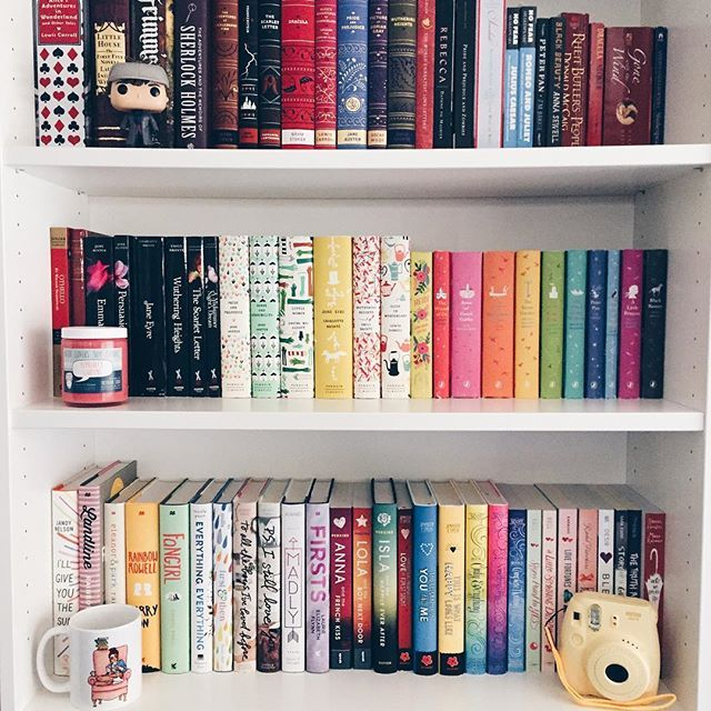 Bookwormeverlasting Instagram Bookshelf Inspiration I Love Books To Read My