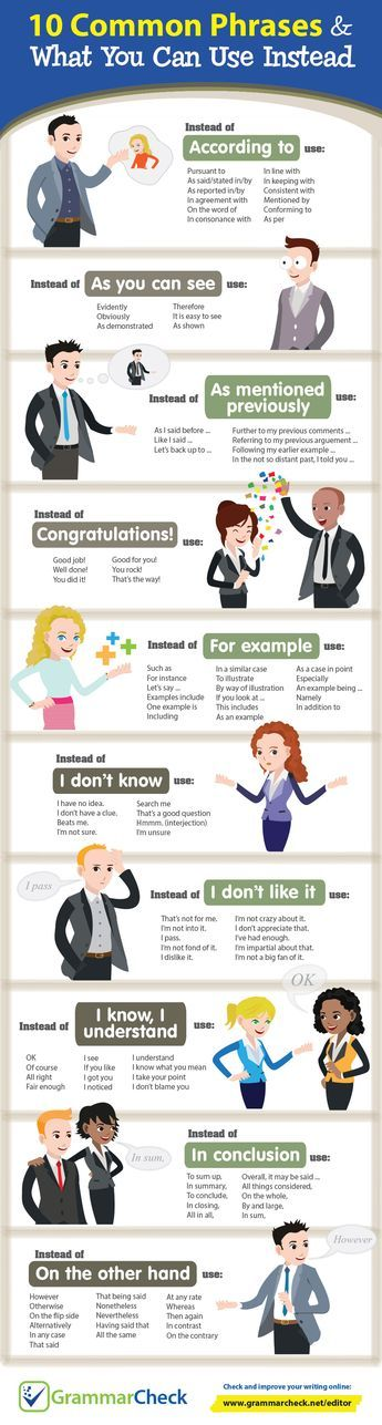 Common Phrases  What You Can Use Instead Infographic   Word English Essay Book Largest Database Of Quality Sample Essays And  Research Papers On  Essay Premium And Free Essays Term Papers  Book  Notes