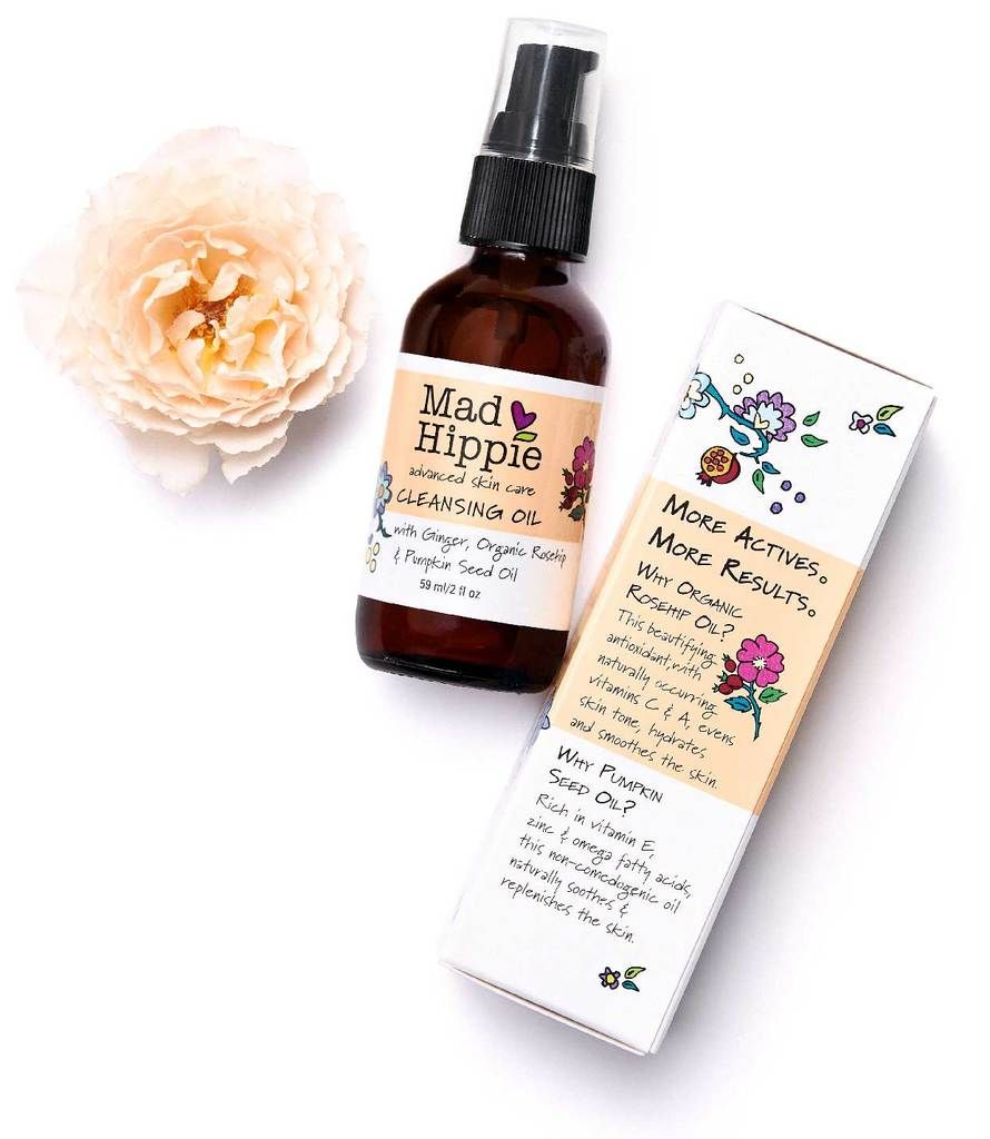 Cleansing oil cleansing oil pumpkin seed oil non