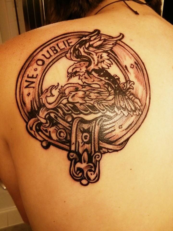 Tattoo Idea Getting Back To My Roots Crest Tattoo Tribal