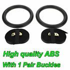 Gymnastic Rings Straps Gym Crossfit Strength Training Ring Fitness Pull Up New #Fitness