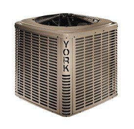 5 Ton 15 Seer York Heat Pump Yhjf60s41s1 By York 2489 00 Single Stage Heat Pump R 410a York Air Conditioner Heating And Air Conditioning Home Thermostat