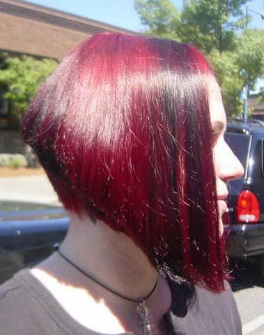 Prime Hairxstatic Angled Bobs Gallery 2 Of 7 Short Bob Pinterest Hairstyle Inspiration Daily Dogsangcom