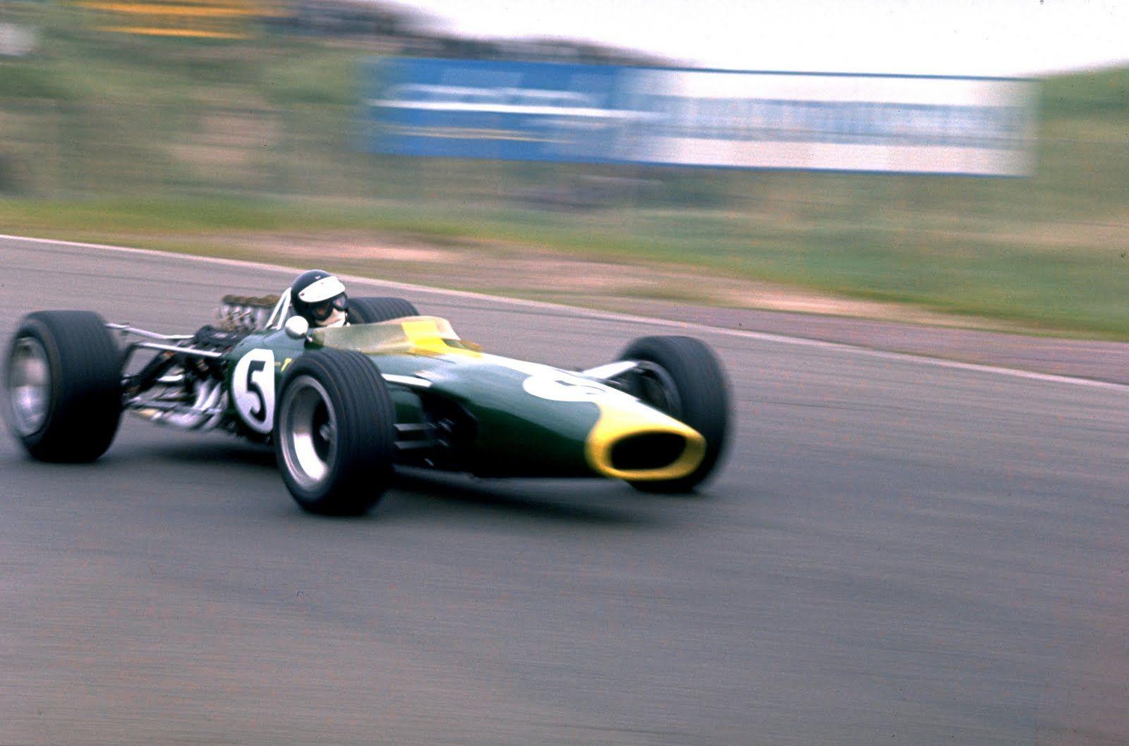 Jum Clark, Lotus, 1967 Classic racing cars, Racing