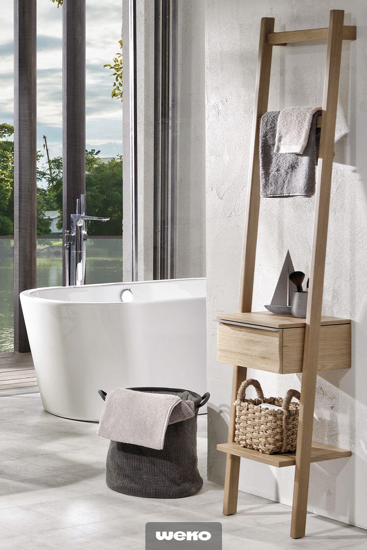 Elegante Handtuchleiter Badezimmer Leiter Handtuchleiter Badezimmer Mobel