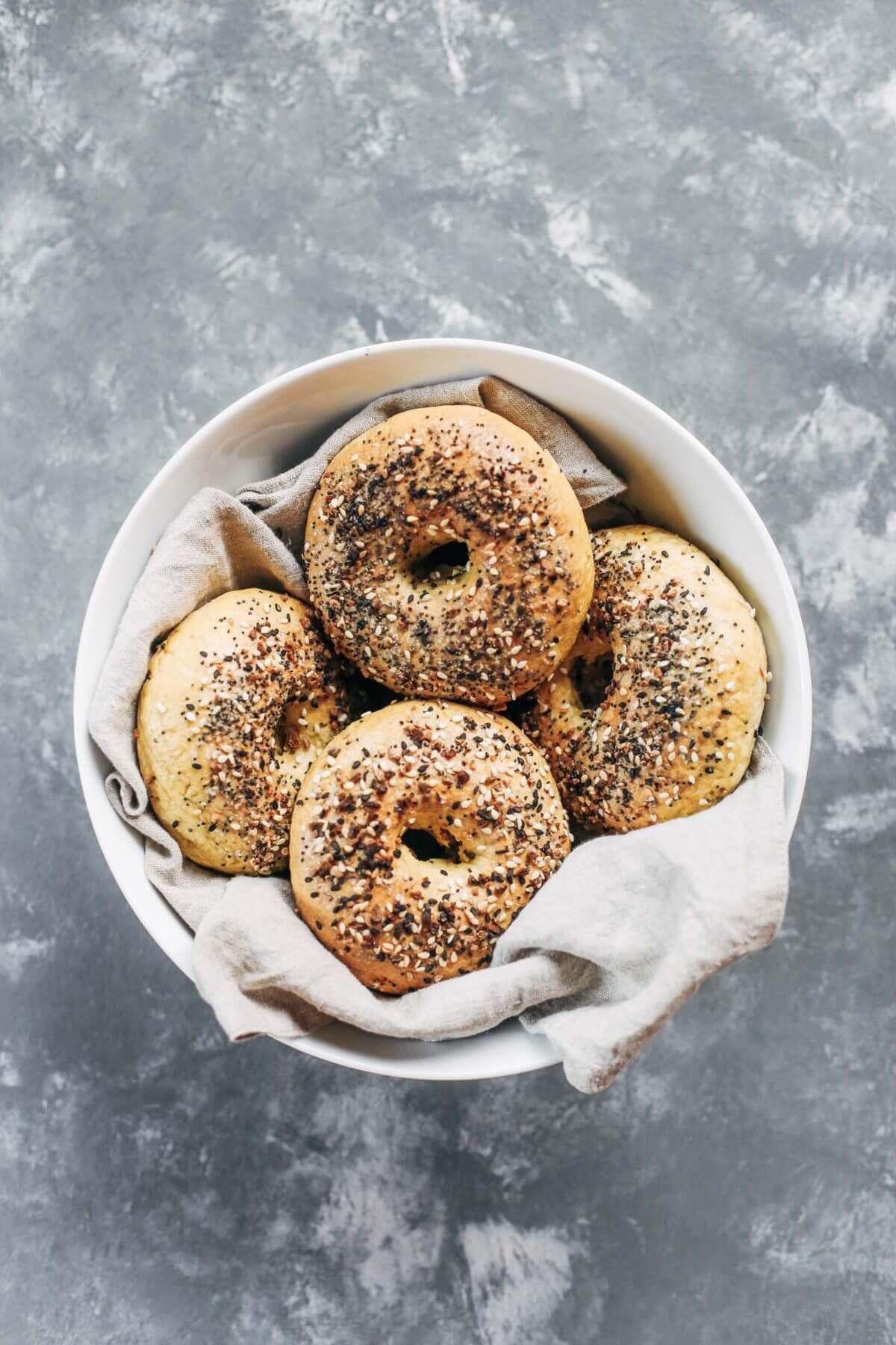 Paleo Bagels Recipe Best gluten free bagel recipe