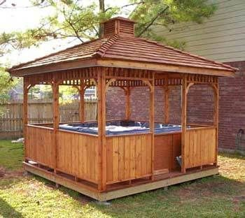 Photo of Square Gazebos for sale – 10×10