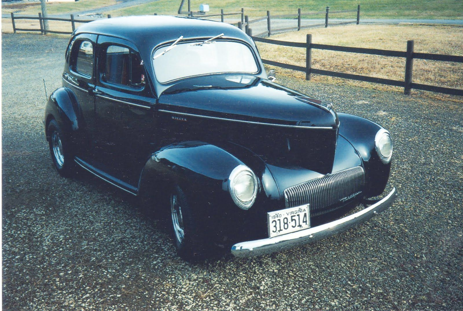 Find this pin and more on rod inspiration by plasticbadger 40 willys deluxe sedan