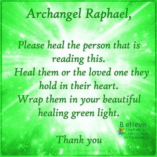 Archangel Raphael | Un...