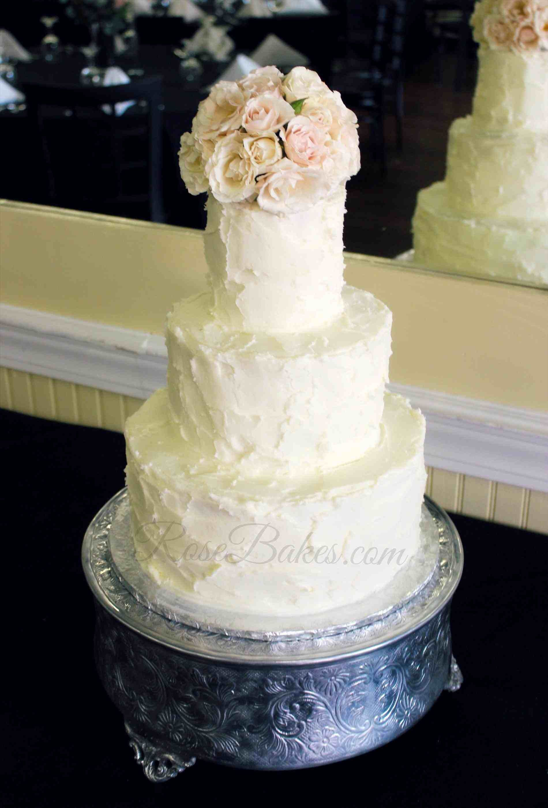 Simple country wedding cake ideas weddings pinterest country