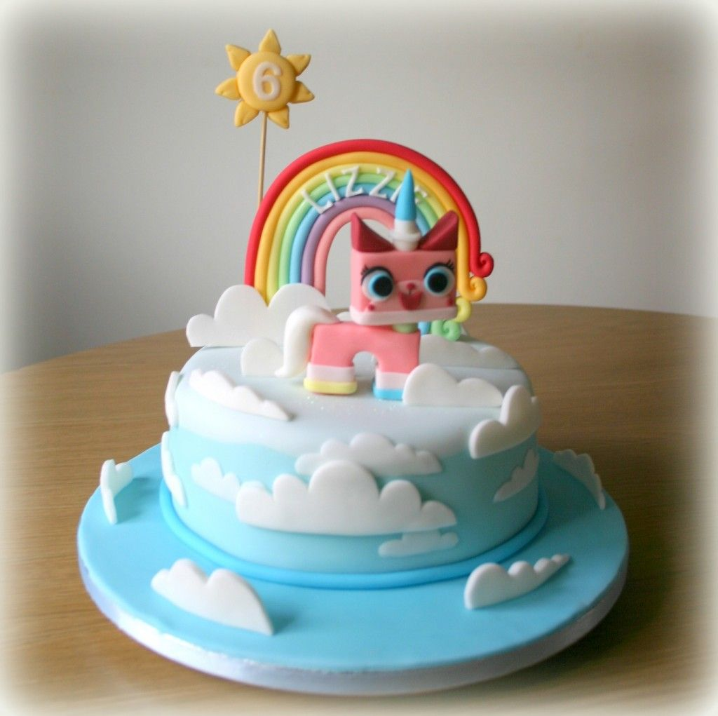 Gorgeous 20 Cloud Birthday Cakes Cake Lego Movie Cake