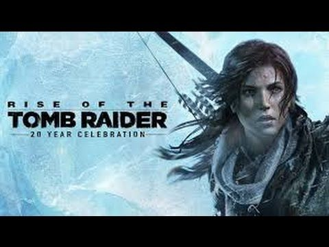 Rise of the Tomb Raider  20 Year Celebration  Blood Ties  Trailer- Gamin...