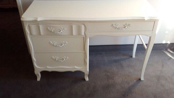 vintage french provincial desk by the morris company of california rh pinterest com