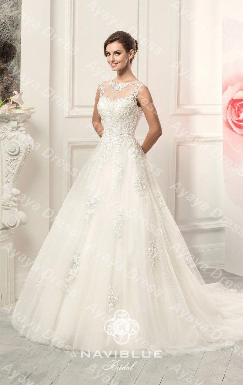 Simple wedding dresses cheap  Click to Buy ucuc wejanedress Vestido De Noiva manga longa Robe De