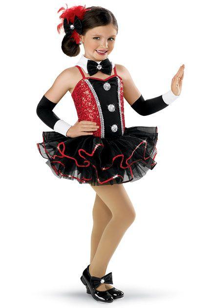 Dance Costume  Jazz Tap Pageant Skate Medium Adult Art stone Puttin on the Ritz