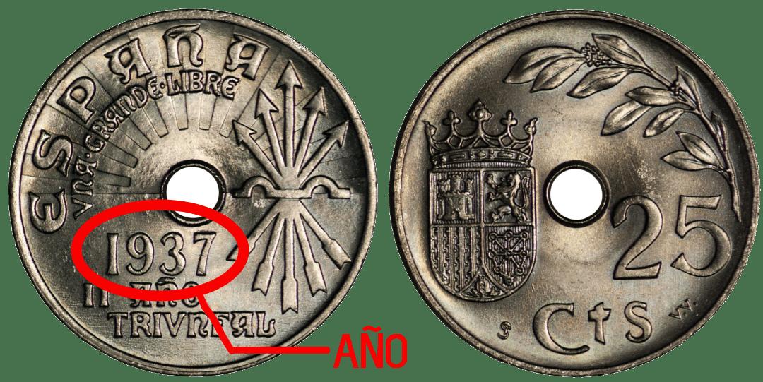 Pin On Monedas Espana