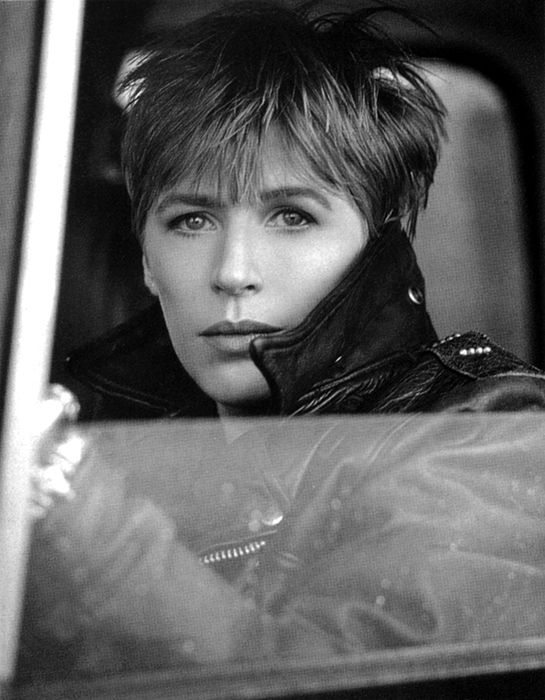 Marianne Faithfull by Steven Meisel, 1989