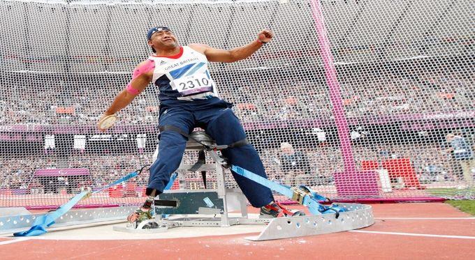 Lance Corporal Derek Derenalagi - Injured serviceman and Team GB Paralympian. http://champions-speakers.co.uk/speakers/olympians-sports/lance-corporal-derek-derenalagi