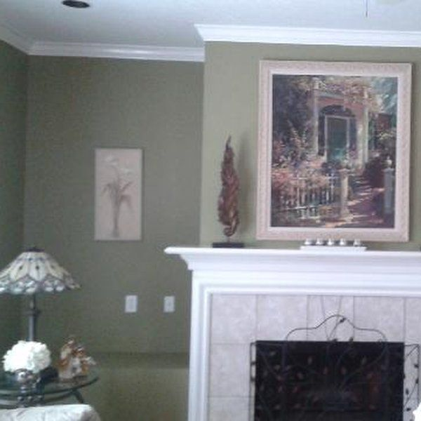 Paint Color Sw 7743 Mountain Road From Sherwin Williams