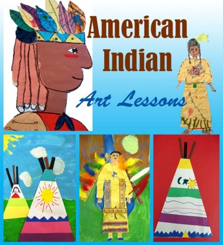 American Indian art lessons