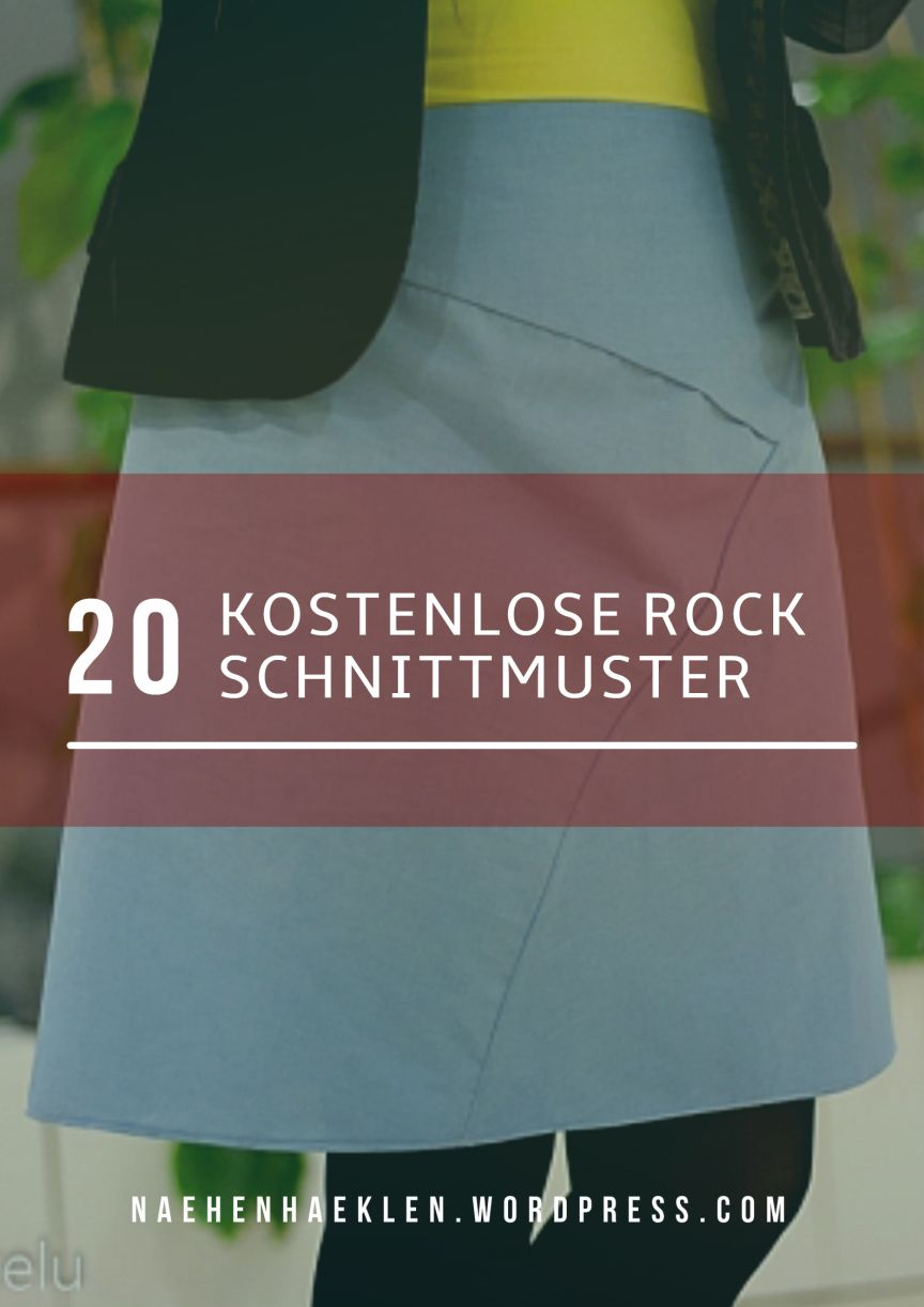 Do It Yourself Naehen 20 Kostenlose Rock Schnittmuster Alle Auch Plus Size