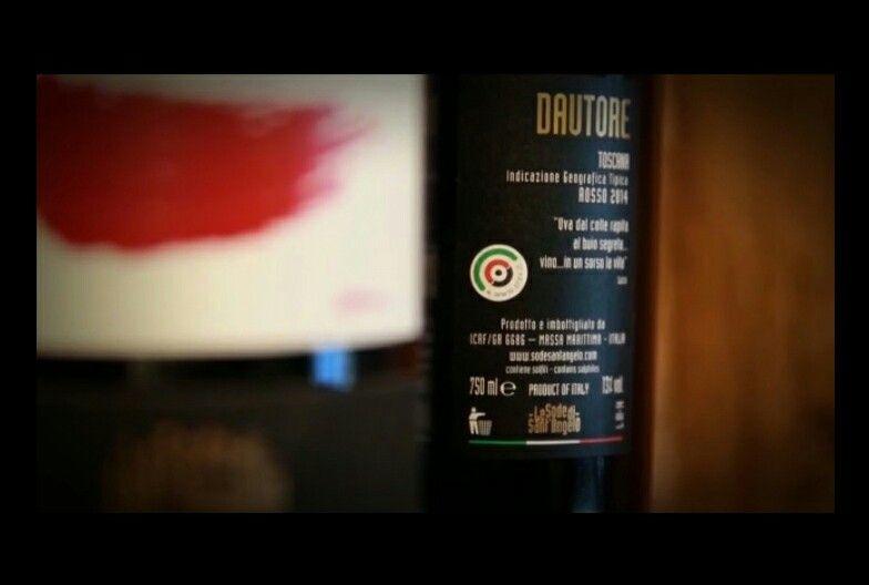 Orev app for Dautore IGT Maremma Toscana di Sodesantangelo
