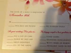 Funny Rsvp Wedding Icup Jokes Cheerleader Names