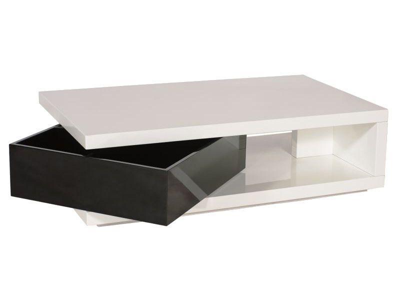 26++ White lacquer rectangular coffee table ideas