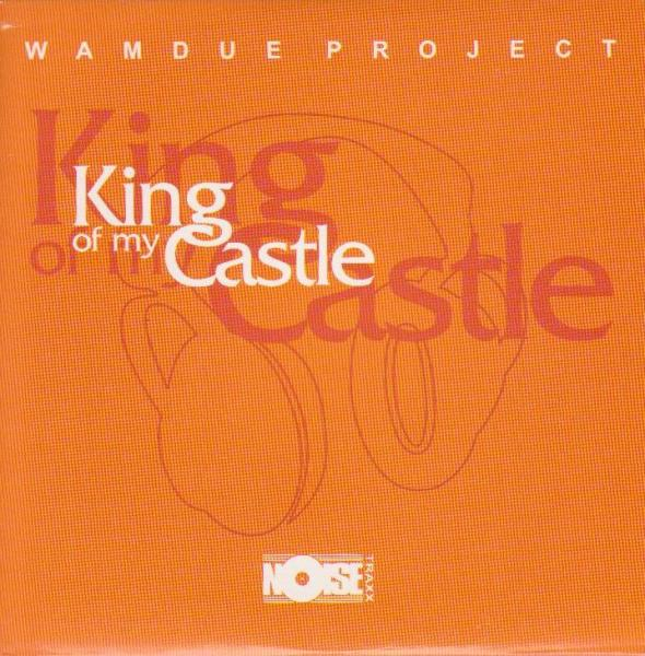 Wamdue Project – King of My Castle (single cover art)