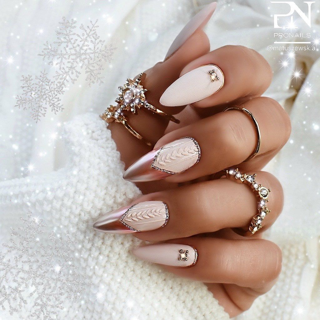 120+ Beautiful Spring Nail Art Designs 2020 New years