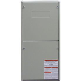 Kelvinator 120 000 Max Btu Input Natural Gas 95 1 Percent Upflow Horizontal 1 Stage Forced Air Furnace Locker Storage Home Repairs Home Remodeling