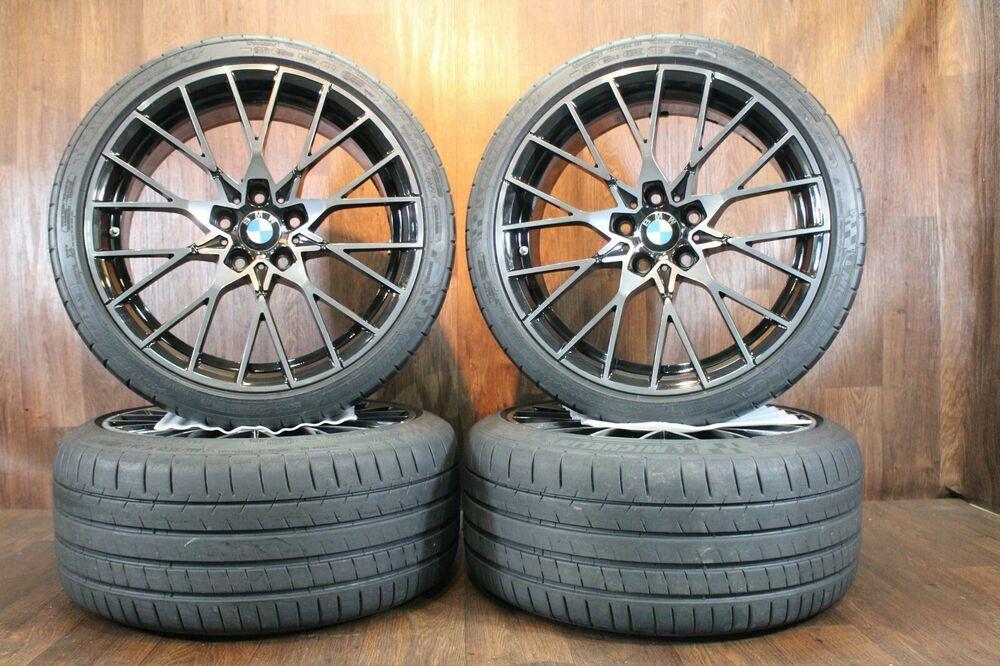 Ebay Sponsored Top Reifen Neu 19 Zoll Bmw M2 F87 Lci Competition Sommerrader M788 M Y Speiche Bmw Reifen Bmw X3