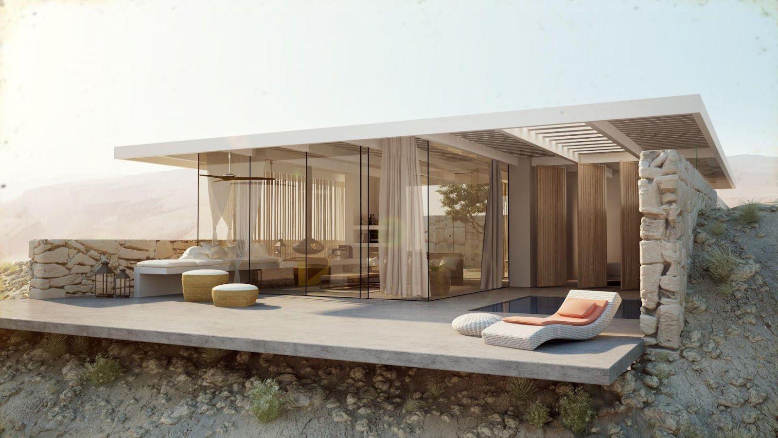 Architecture Organic Architecture Desert Pavilion Architectural
