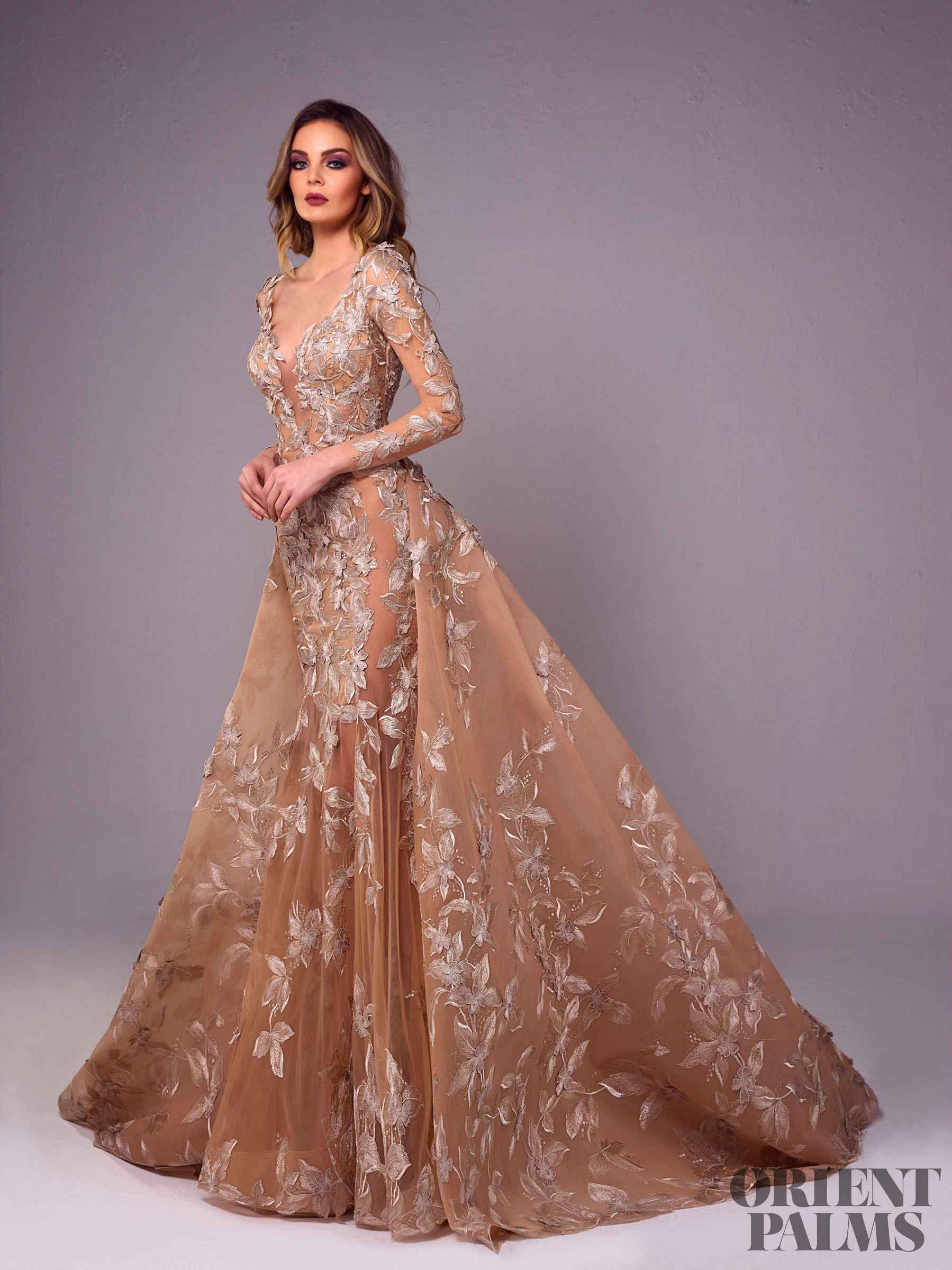 2fa6ba6d6be0 Tony Chaaya 2018 collection - Couture | Fashion | Evening dresses ...