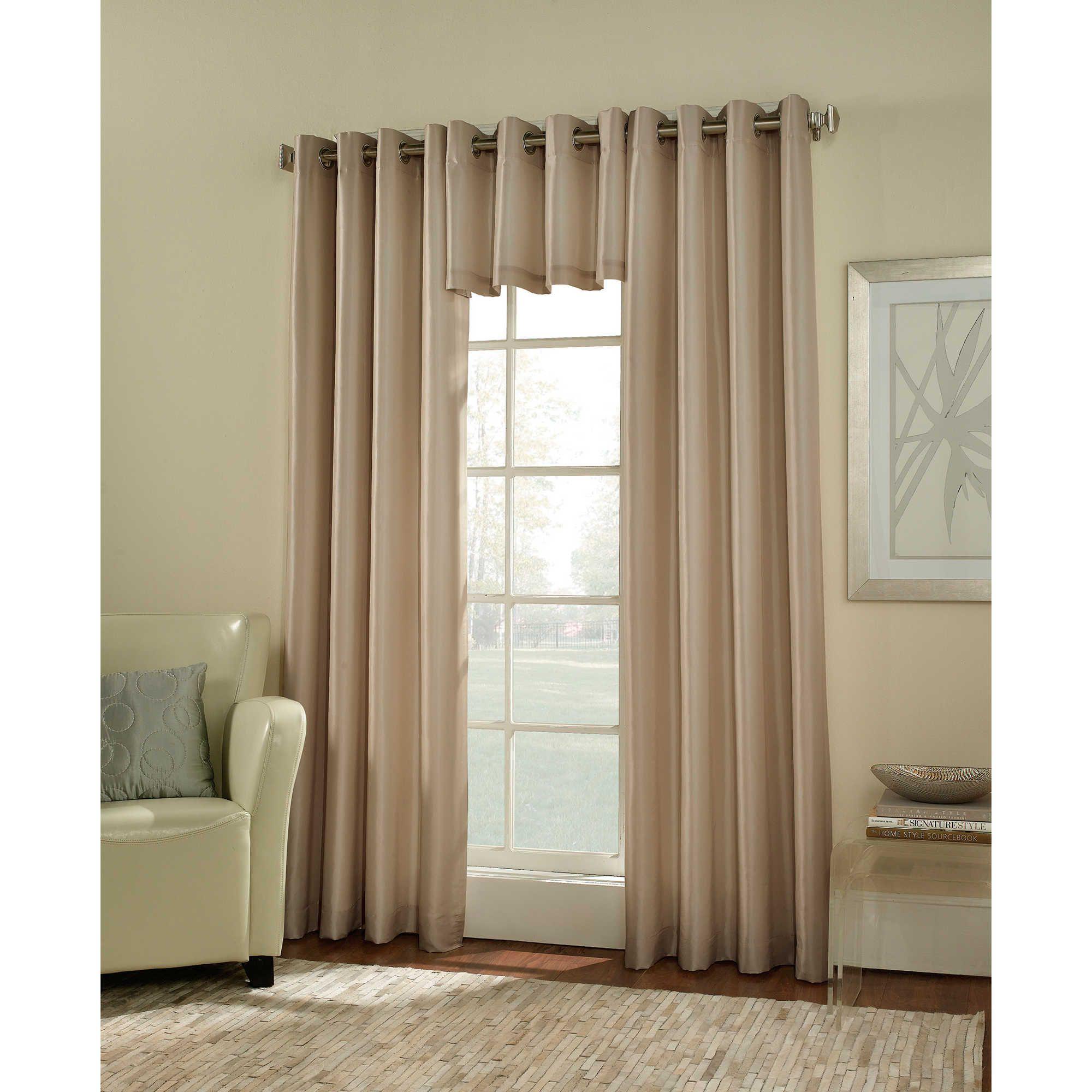 Argentina Room Darkening Grommet Window Curtain Panel Bedroom