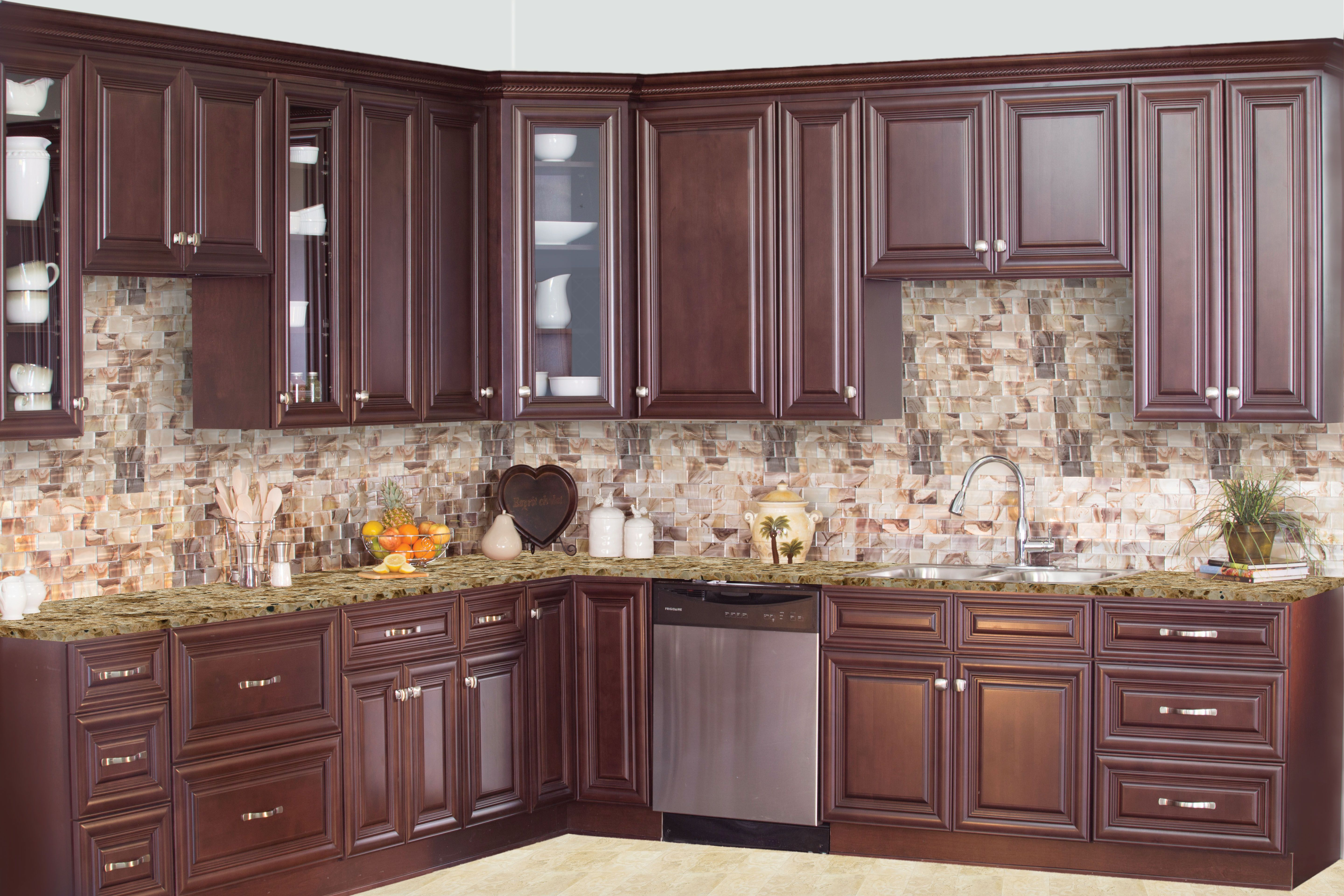 Charmant Cabinets To Go Is Selling Palm Beach Dark Chocolate, Westminster Glazed  Toffee, And Montauk Cherry For 35% Off! Visit Www.cabinetstogo.com Or ...