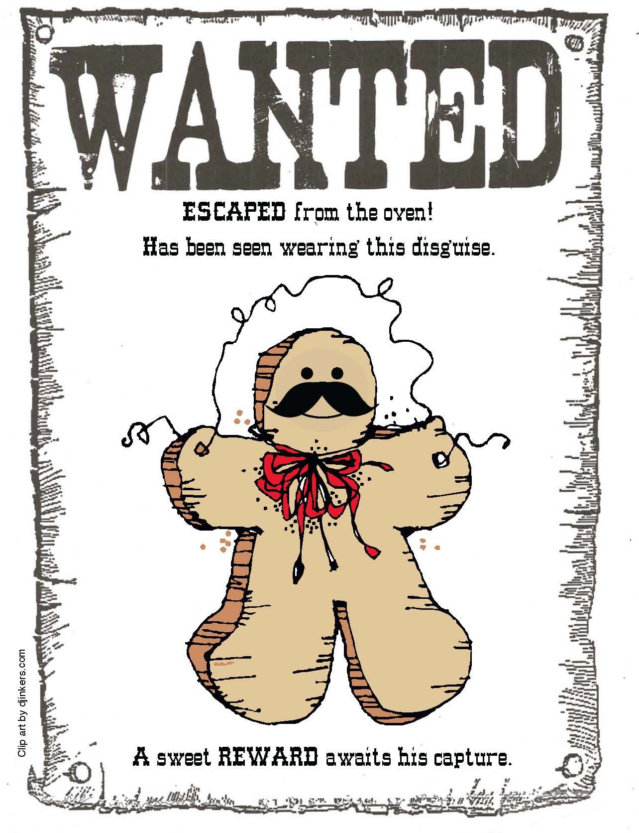 Gingerbread Writing Prompt Activities