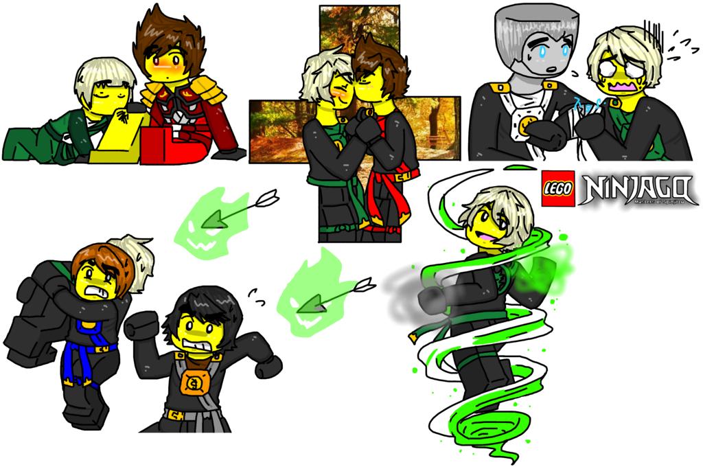 Lego Ninjago #634 By MaylovesAkidah On DeviantArt
