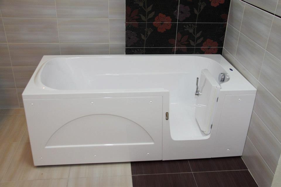 Find great collection of Walk in Baths in Bathtubs, Grab Railings ...